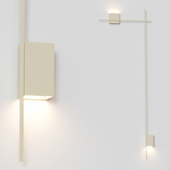 Wall lamp Vibia STRUCTURAL 2400x840