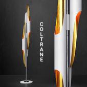 Floor lamp Coltrane WHITE