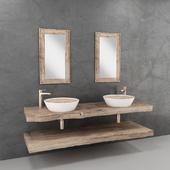 Wooden Bathroom Furniture