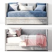 Sofa bed RH Thalia