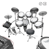 Электронные барабаны Roland TD30-KV
