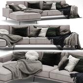 Boconcept Carlton Sofa