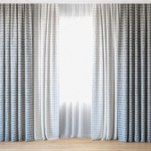 Curtains 41 | Curtains with tulle