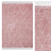 Carpet Think Rugs Boho 8280 Rose