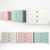 Dresser from the Adelina series