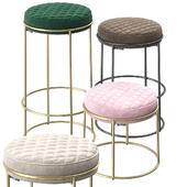 Calligaris atollo stools