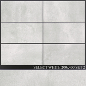 Peronda Select White 200x400 Set 2