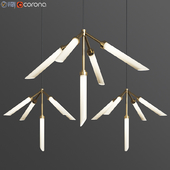 Spur Pendant lights loftconcept