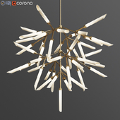 Spur Pendant Grand Chandelier loftcocept