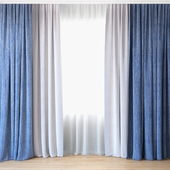 Curtains 51 | Curtains with tulle