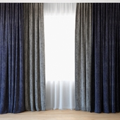 Curtains 53   Curtains with Tulle
