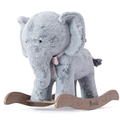 Rocking Toy Pottery Barn Kids Elephant Plush Rocker