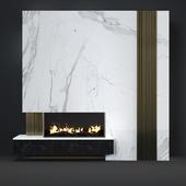Modern fireplace 6