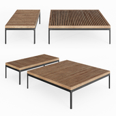 Gloster Grid Coffee Tables 3 / Coffee tables 3