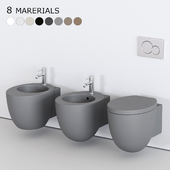 Ceramica Cielo Le Giare Wall-hang WC