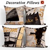 Decorative Pillow set 207 ULOVE LOVE YOURSELF