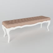 Montigny Buttoned Seat Bench М176
