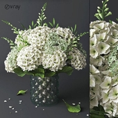 Bouquet_Gortensia