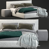 Кровать Scott Meridiani