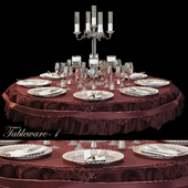 Tableware 1 \ Dinner set