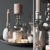 Candles set