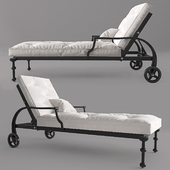 Oxley's Artemis Lounger