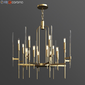 Hudson valley bari chandelier