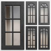 Cabinet Doors Set 4