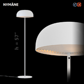 IKEA NYMANE Floor Lamp