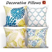 Decorative pillows set 211 Phantoscope New