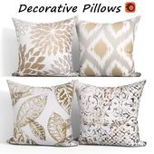 Decorative pillows set 212 Bluettek