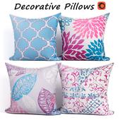Decorative pillows set 214 Phantoscope