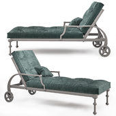 Oxley's Artemis Lounger green