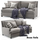 Thomasville / Beau Sofa