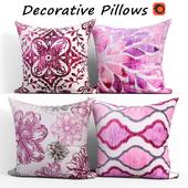 Decorative pillows set 215