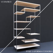 PYKE Laforma 2 shelf