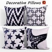 Decorative pillows set 218 Phantoscope