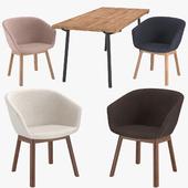 Blu Dot Host Chair