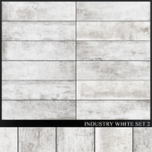 Peronda Industry White Set 2
