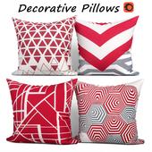 Decorative pillows set 219 Phantoscope