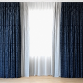 Curtains 71   Curtains with Tulle   LUUM