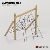 "KOMPAN. ""Climbing net"""