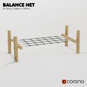 """KOMPAN. """"Balancing network"""""""