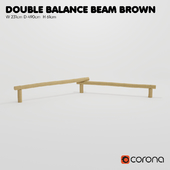 "KOMPAN. ""Double beam balancer"""