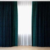 Curtains 72   Curtains with Tulle   LUUM