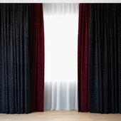 Curtains 73   Curtains with Tulle   LUUM