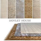 Carpets DOVLET HOUSE 5 pieces (part 319)