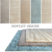 Carpets DOVLET HOUSE 5 pieces (part 320)