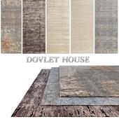 Carpets DOVLET HOUSE 5 pieces (part 322)