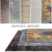 Carpets DOVLET HOUSE 5 pieces (part 325)